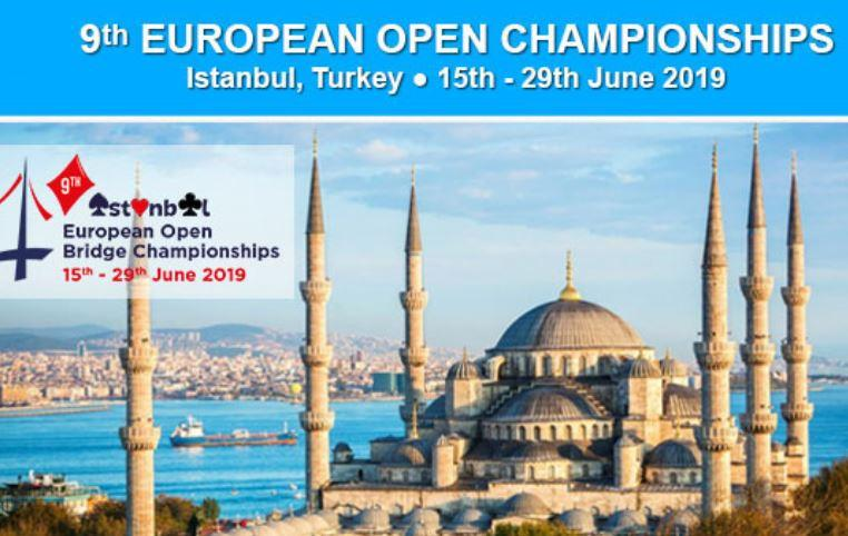 9th European Open Championships